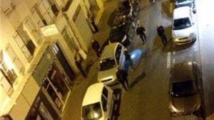 Xuất hiện video ghi lại thời khắc những kẻ khủng bố Paris kích nổ bom tự sát