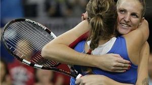 Pliskova nói gì sau khi giúp Cộng hòa Czech vô địch Fed Cup?