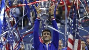 CHÙM ẢNH: Năm 2015 thành công và vĩ đại của Novak Djokovic