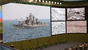 Đột nhập 'phòng chiến tranh' tỷ đô của Nga