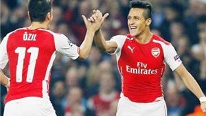 Điểm nhấn Arsenal 3-0 Dinamo Zagreb: Oezil đáng giá từng xu, Sanchez tỏa sáng trở lại