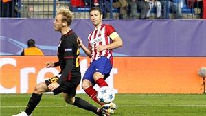 Atletico vào vòng 1/8: Gabi, dũng sĩ vượt thời gian