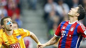 21h30 ngày 28/11, Bayern Munich - Hertha Berlin: Giải mã ngựa ô