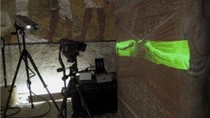 'Quét' lăng mộ Pharaoh Tutakhanmun: 90% có lăng mộ khác trong các căn phòng ẩn giấu