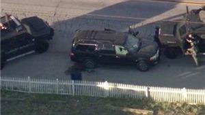 Xả súng nghi là khủng bố ở San Bernardino, Mỹ: 2 nghi phạm bị bắn chết