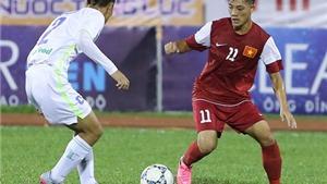 HLV Miura 'vá' cánh trái bằng Lâm Ti Phông