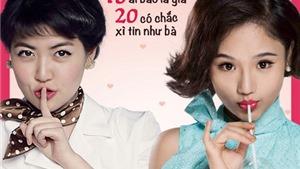 Shim Eun Kyung đến Việt Nam quảng bá 'Em là bà nội của anh'