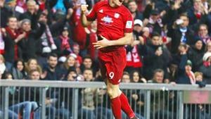 Bayern 2-0 Ingolstadt: Bayern lại bỏ xa Dortmund 8 điểm