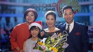 Giọng ca 'thiên thần' Thùy Anh đăng quang 'Young Hit Young Beat – Nhí Tài Năng 2105'
