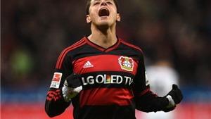 CHUYỂN NHƯỢNG ngày 21/12: Arsenal gây sốc với Chicharito. M.U, Chelsea tranh giành James Rodriguez