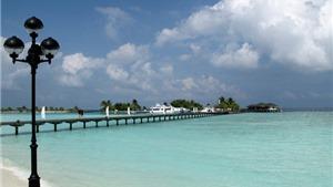 Vietravel khuyến mại tour 'thiên đường hạ giới' Maldives dịp Tết dương lịch