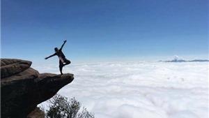 Video du lịch: Hút hồn biển mây trên đỉnh Pha Luông
