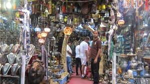 Muttrah, khu chợ nghìn lẻ một đêm ở Oman