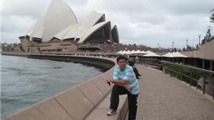 Câu chuyện du lịch: Đón giao thừa ở Sydney
