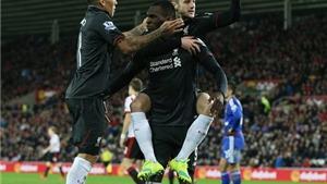 Sunderland 0-1 Liverpool: Đuổi kịp... Man United, Klopp bác bỏ tư cách ứng viên vô địch