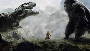 Sau phim PAN, đến lượt 'King Kong 2' bị Sơn Đoòng, Hạ Long quyến rũ