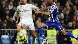 Link truyền hình trực tiếp và sopcast trận Real Madrid - Deportivo (02h30, 10/1)