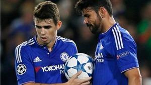 CẬP NHẬT tin sáng 8/1: Costa và Oscar ẩu đả trên sân tập. Chelsea bị Ancelotti từ chối