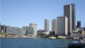Chùm ảnh du lịch: Một lần đến Australia