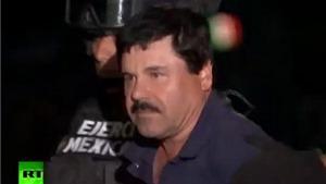 VIDEO nóng: Trùm ma túy El Chapo lên trực thăng 'về lại chốn xưa'