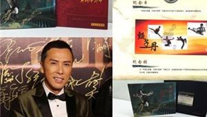Chân Tử Đan 'bất tử' trên bộ tem mới của Trung Quốc