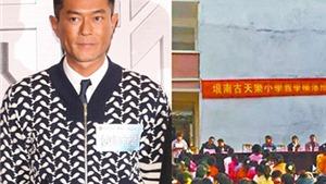 Cổ Thiên Lạc vẫn âm thầm xây trường học ở Trung Quốc