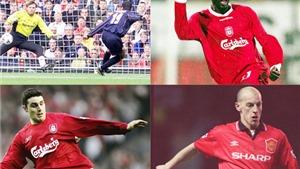 Đội hình… tệ nhất trong lịch sử của trận Liverpool- Man United
