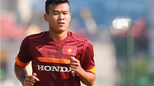 Đội phó U23 Việt Nam chấn thương, Kiatisuk vẫn rất tự tin