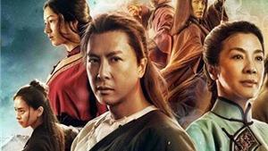 Ngô Thanh Vân lên poster 'Ngọa hổ tàng long' cùng Chân Tử Đan, Dương Tử Quỳnh