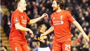 Liverpool 3-0 Exeter: Dễ như đá tập