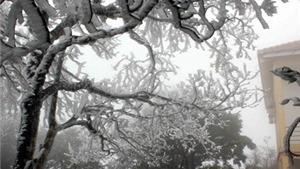 Miền Bắc rét đậm; băng tuyết có thể kéo dài đến giữa tuần sau