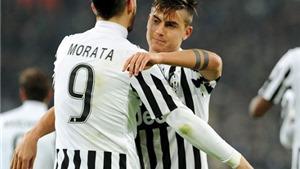 Juventus 3-0 Inter Milan: Morata lập cú đúp, Juve đặt một chân vào Chung kết