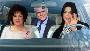 Cuộc chạy trốn xuyên nước Mỹ của Michael Jackson, Liz Taylor... sắp lên phim