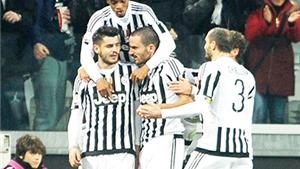 18h30 ngày 31/1, sân Bentegodi, Chievo – Juventus (lượt đi 1-1): Juve chuẩn bị tâm thế để… thua
