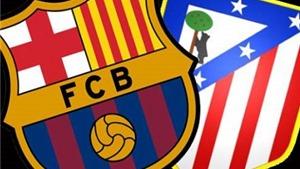 Link truyền hình trực tiếp và sopcast trận Barca - Atletico Madrid (22h00, 30/1)
