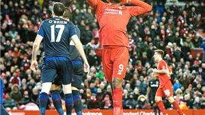 Liverpool 0-0 West Ham: Hòa thất vọng, Liverpool đối mặt với lịch đấu khủng khiếp