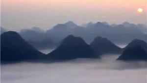 Video du lịch: Biển mây Bắc Sơn đẹp không sao tả hết