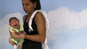 Các nước bị nhiễm virus Zika ở Mỹ Latin đề nghị cho phép phụ nữ phá thai