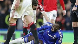 SỐC cho Chelsea: Kurt Zouma phải ngồi ngoài 6 tháng vì chấn thương đầu gối