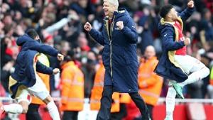 Wenger: 'Welbeck suýt vắng mặt. Arsenal có cơ hội vô địch'