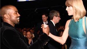 Video: Mối quan hệ bạn-thù xoay chong chóng giữa Taylor Swift và Kanye West