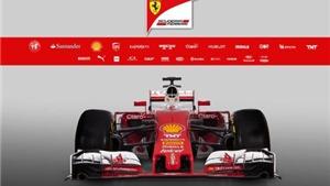 CHÙM ẢNH: Ferrari ra mắt mẫu xe đua đẹp nhất thời đại