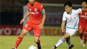 Anh Đức & Quang Vinh mang chiến thắng về cho ĐKVĐ