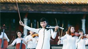 Huế đẹp mộng mơ trong MV Tự Nguyện