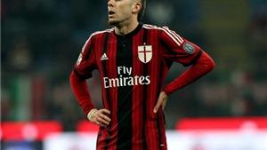 Jeremy Menez trở lại, Milan có vũ khí tấn công mới
