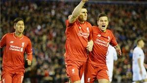 Liverpool 1-0 Augsburg (1-0): Milner đưa thày trò Klopp đi tiếp