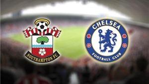 Link truyền hình trực tiếp và sopcast trận Southampton - Chelsea (22h00, 27/2)