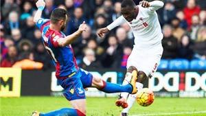 Benteke: 'Tôi bị phạm lỗi rõ ràng'. Alan Pardew: 'Crystal Palace bị ăn cướp'