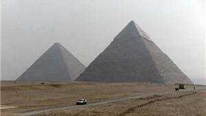 Chùm ảnh du lịch: Kim tự tháp, biểu tượng văn minh của Ai Cập cổ đại