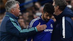 Hiddink: 'Chelsea trả giá vì chấn thương của Costa'. Blanc: 'PSG thắng dễ hơn tôi tưởng'